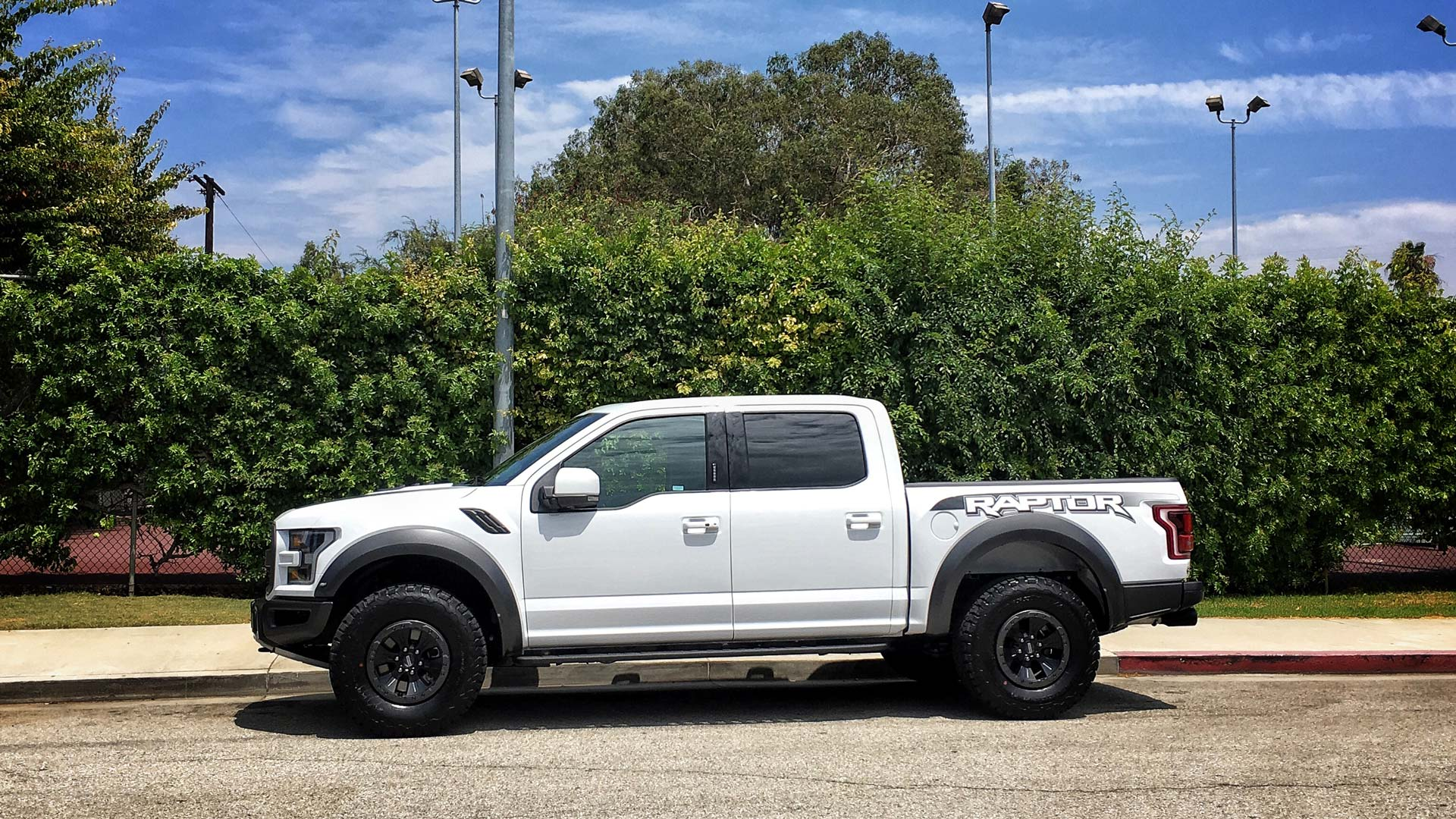 Gen 2 my first truck 2017 ford raptor supercrew ford raptor i just marked one thousand miles on the odometer i love this truck i purchased with 802a moonroof ext hood graphics cf fpbe tailgate step voltagebd Gallery